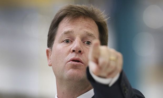 Nick Clegg turns on Michael Gove over his 'ideological' school reforms