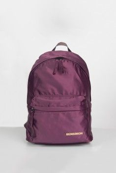 City backpack prune
