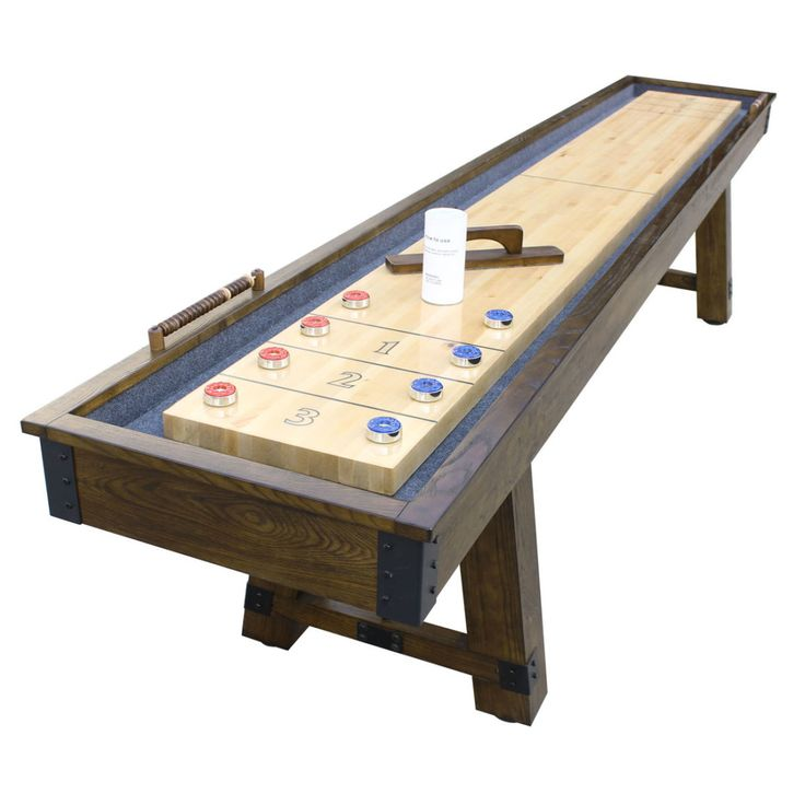 Cheyenne 12ft shuffleboard table pool warehouse