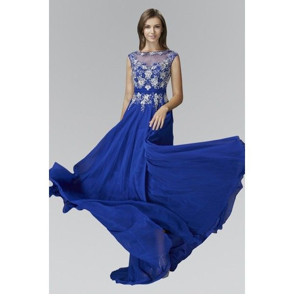 17 Best ideas about Royal Blue Evening Dress on Pinterest | Long ...