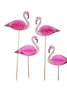 Flamingo sate prikkers