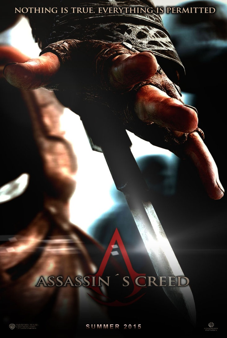 assassin 39 s creed movie poster assassin 39 s creed related pinterest we other and the o 39 jays. Black Bedroom Furniture Sets. Home Design Ideas