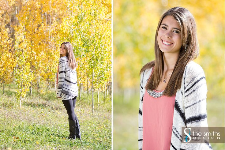 Glenwood Springs Senior Portraits