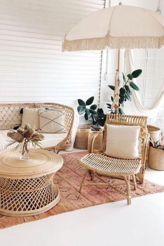 Comment aménager un salon de jardin style ethnique ? - Blog ...