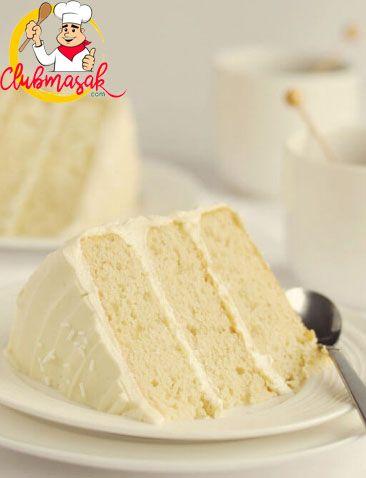 Resep Vanila Cake, Resep Vanila Cake Ncc, Club Masak