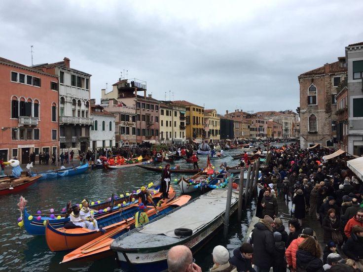 Canale di Cannaregio Venezia Carnevale 2015 Venice Carnival
