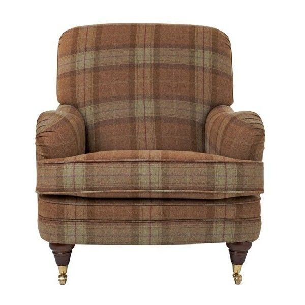 Club chair from marks spencer liked on polyvore featuring - Marks and spencer living room ideas ...