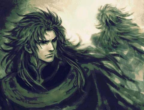 Saga e Kanon de Gêmeos