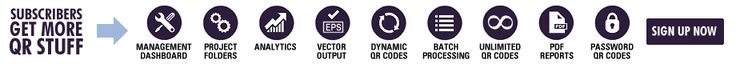 QR Code Generator: QR Stuff Free Online QR Code Creator And Encoder For T-Shirts, Business Cards & Stickers