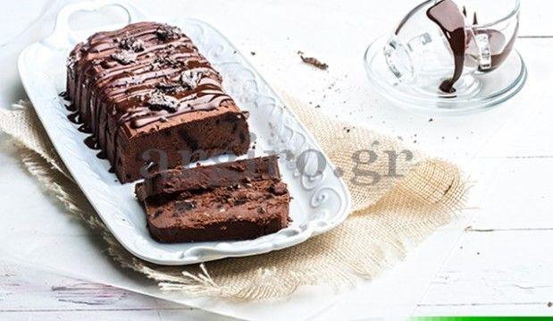Marquise σοκολάτας με OREO από την Αργυρώ !