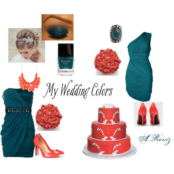 69 best dark teal and coral images on Pinterest | Bridal bouquets ...