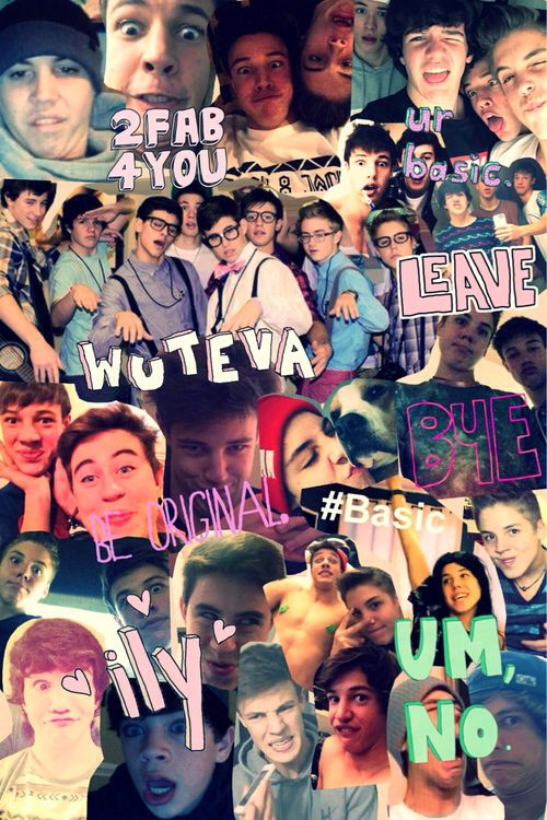Magcon collage tumblr