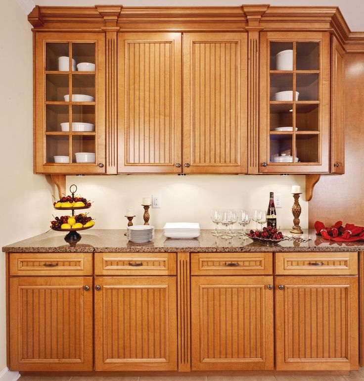 Light Oak Kitchen Cabinets: 8 Best BEADBOARD CABINET DOORS Images On Pinterest