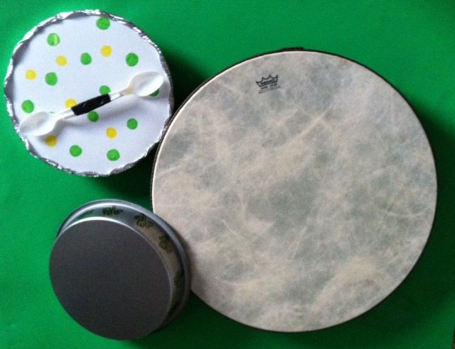 Make And Play Your Own Bodhran - Irish Drum!