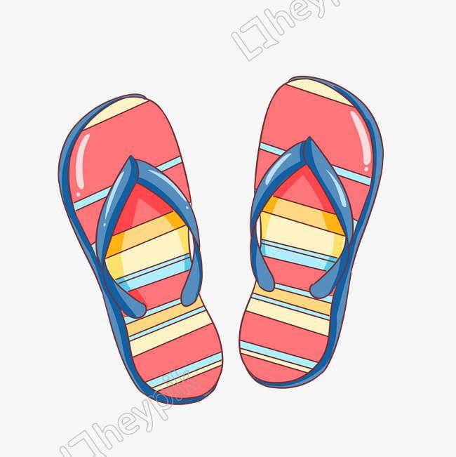 รองเท าแตะ ไฟล Png และ Psd Flip Flop Slippers Slippers Flip Flops