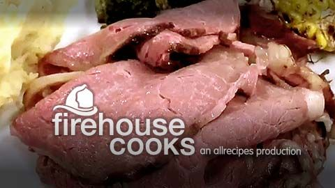 Firehouse Roast Beef Allrecipes.com Yum.. This is a must for the 80th ...