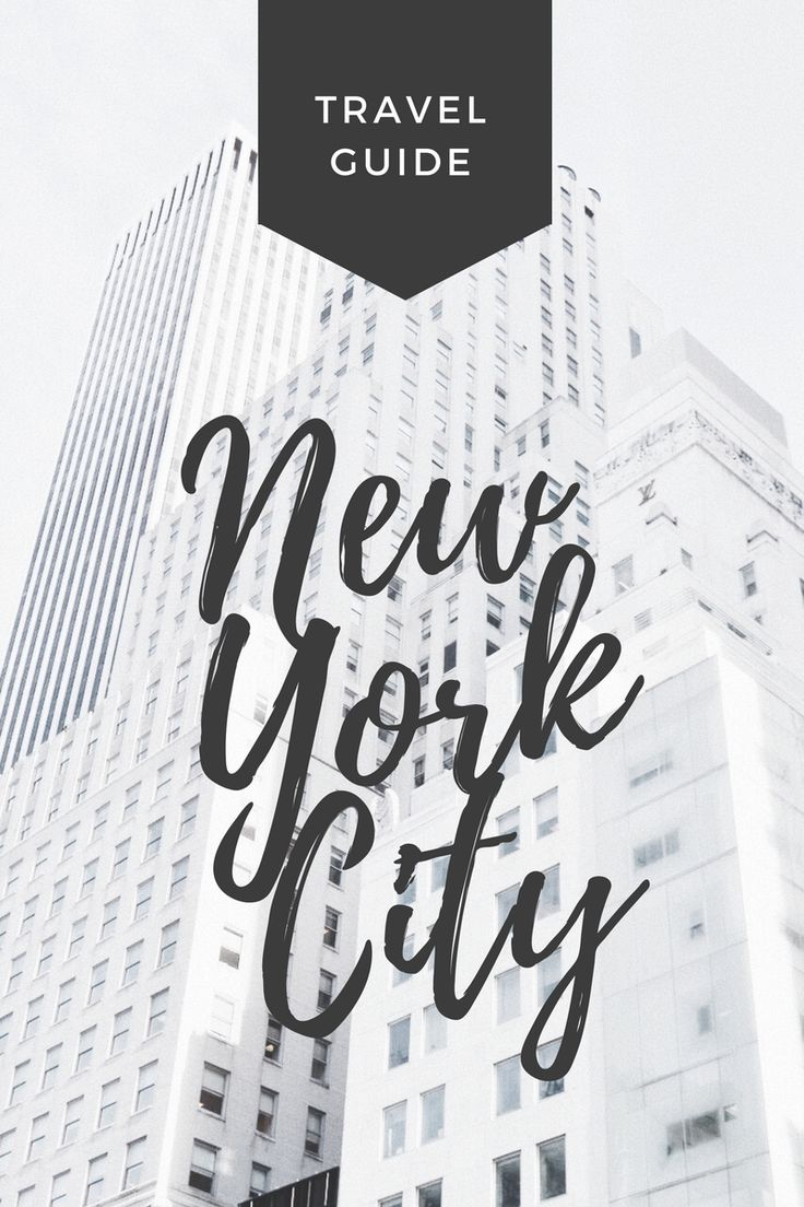 Essential travel guide to New York City! Read about our must-stop places and why we LOVE this city.