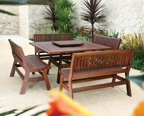 What S The Difference Between Teak Ipe Wood Outdoor Furniture Outdoor Wood Furniture Rustic Garden Furniture Garden Furniture Inspiration