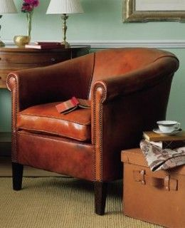 Amsterdam Chair | Leather Chairs of Bath | Antique and Reproduction Leather Chairs, Sofas and Furniture