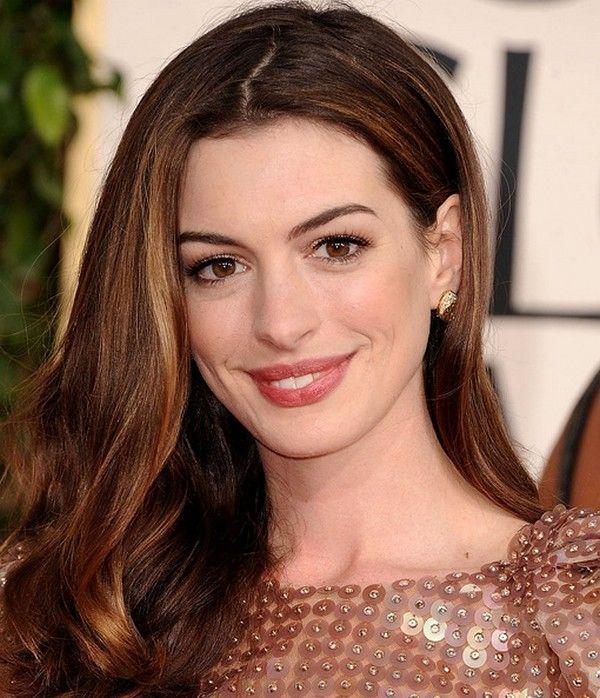 17 Best Ideas About Anne Hathaway Makeup On Pinterest