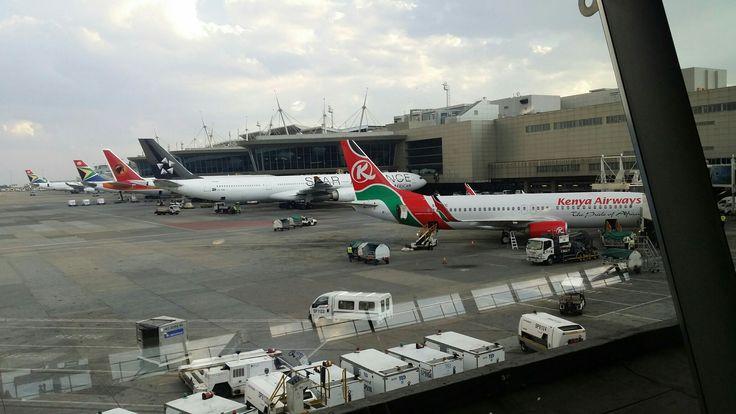 Johannesburg Airport    2017