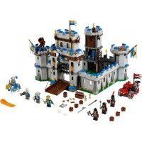 70404 King's Castle din categoria Castle - Castele. Joc lego de constructie, care imbunatateste creativitatea, logica, si imaginatia. Mai multe jocuri educative gasiti pe www.creativebricks.ro