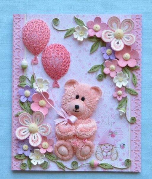 Quilling for beginners quilling-life.com | VK