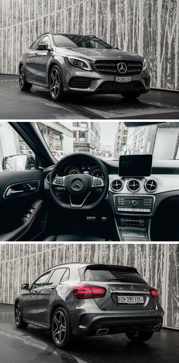 Beautiful In Mountaingrey Metallic The Mercedes Benz Gla