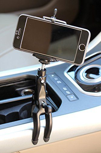 XPACK Claw phone holder Universal iPhone car Mount Phone, Oculus rift sensor clamp anywhere grip anything iPhone car holder for iPhone 6,6 ,Samsung,Attach to Car Headrest,Dashboard, BikeBicycle, http://www.amazon.com/dp/B01EK9F9LG/ref=cm_sw_r_pi_awdm_x_cBW-xb11Y5FK0