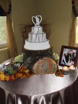 Love The Cake Stand Front Letter Idea