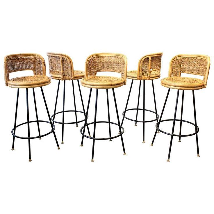 seng chicago chair swivel vr die besten 25+ schmiedeeisen barhocker ideen auf pinterest | rustikale barhocker, stahlmöbel und ...