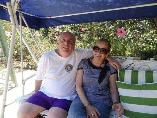 Jaimito y mi mamá.