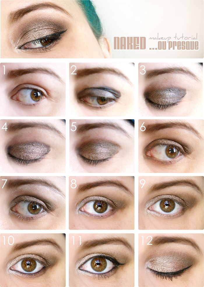 17 meilleures id es propos de maquillage pour les yeux de tous les jours sur pinterest fard Maquillage de diablesse facile a faire