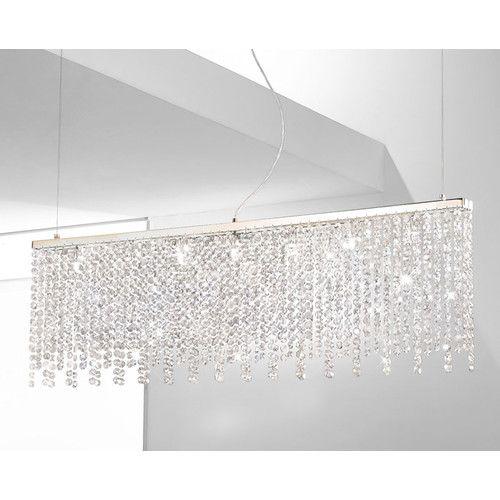 9 best glass prism chandeliers lights images on pinterest chandelier chandelier lighting. Black Bedroom Furniture Sets. Home Design Ideas