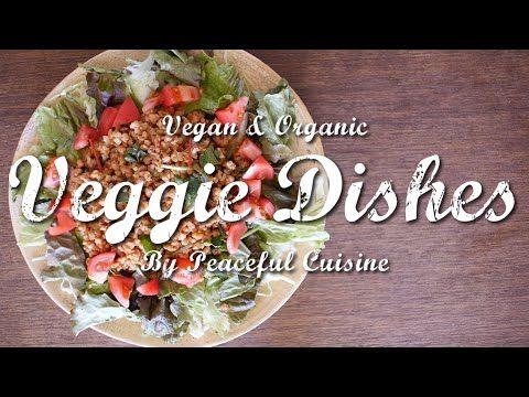 パクチーとスパイスでより本格的に!ベジタリアンなタコライスの作り方   Veggie Dishes by Peaceful Cuisine