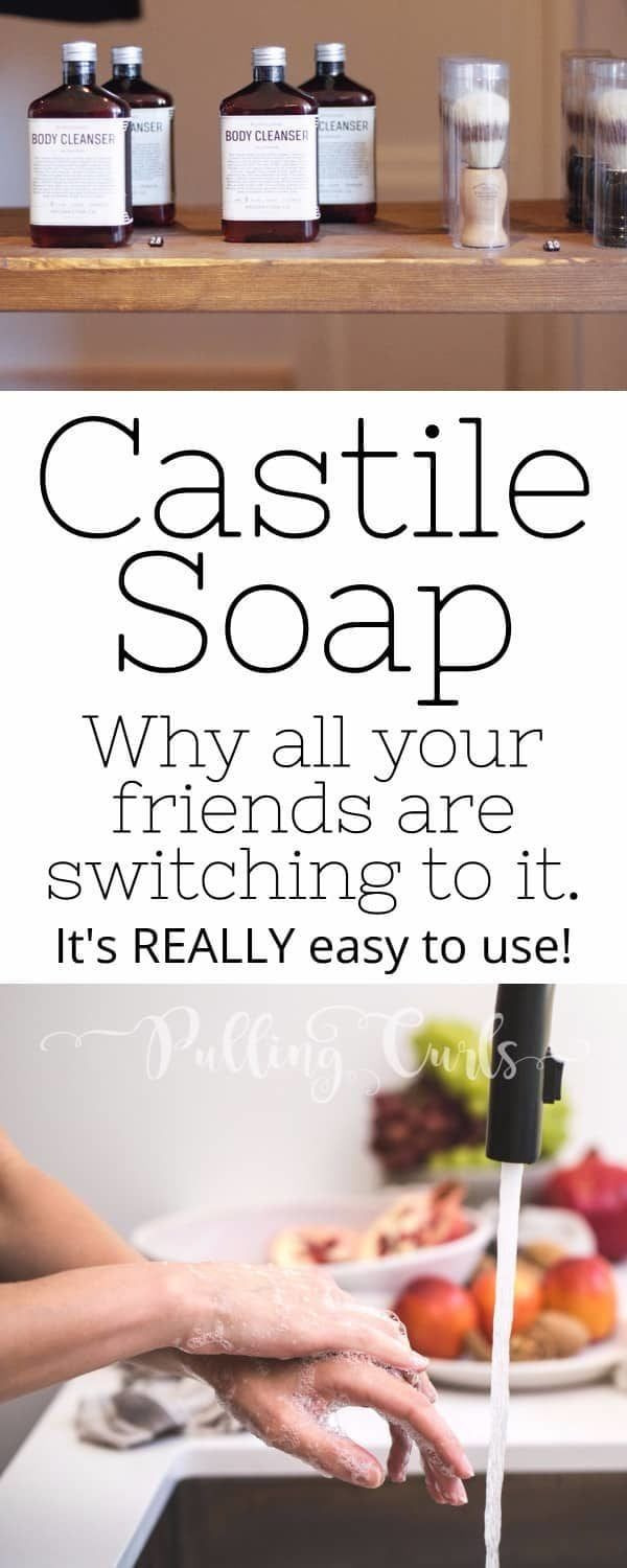 Castile Soap Uses With Images Castile Soap Uses Castile Soap