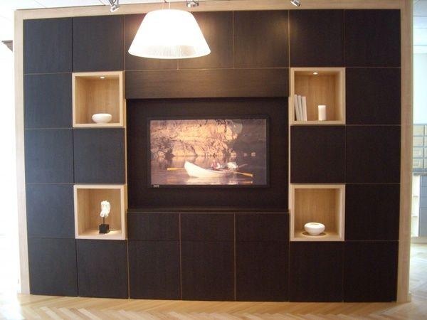 Contemporary Designed Wall Unit ~ Larry Huegel By California Closets Of Las  Vegas, Via Behance