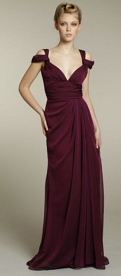 Vestidos elegantes a la moda 2019