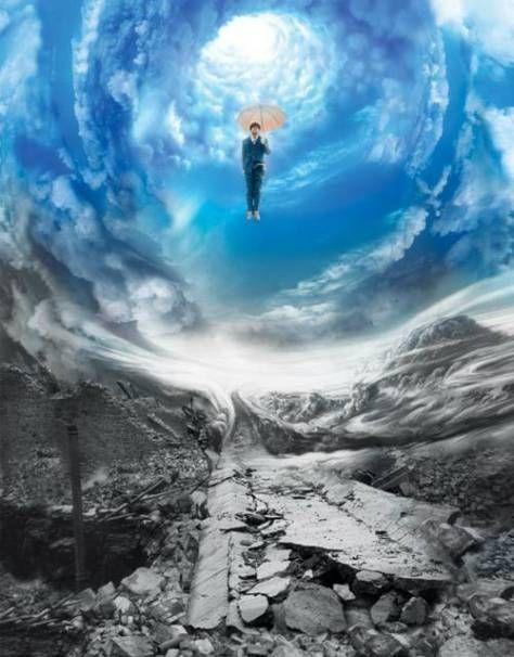 A vida não passa de uma oportunidade de encontro; só depois da morte se dá a junção; os corpos apenas têm o abraço, as almas têm o enlace. Victor Hugo