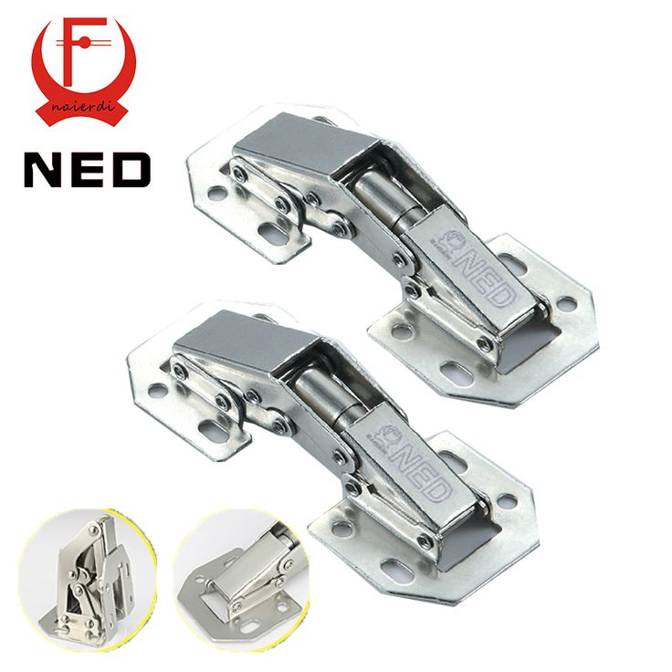 NED-A99 90 Degree 3 Inch No-Drilling Hole Cabinet Hinge Bridge Shaped Spring Frog Hinge Full Overlay Cupboard Door Hinges #>=#>=#>=#>=#> Click on the pin to check out discount price, color, size, shipping, etc. Save and like it!