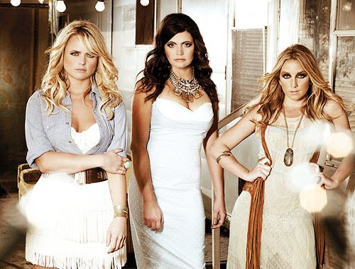 Exclusive premiere: Pistol Annies join Chieftains