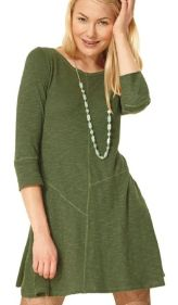Natural and organic clothing - women's dresses