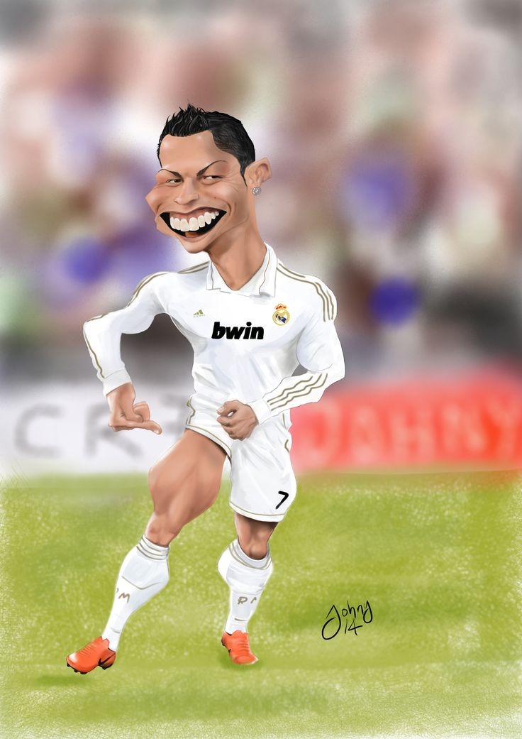 Cristiano Ronaldo Ipad Procreate