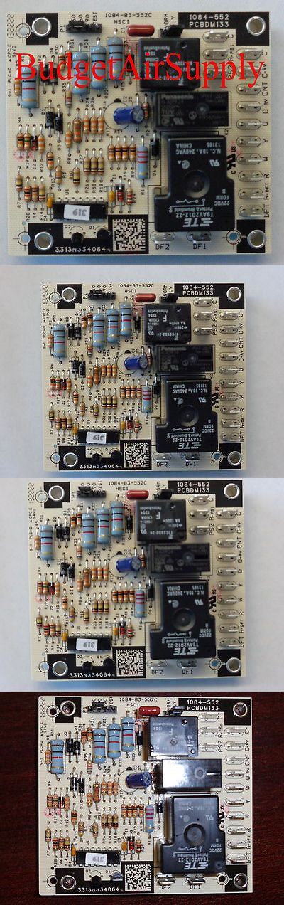 Air Conditioners 69202: Goodman Amana New Heat Pump Defrost Control Board Pcbdm133s(Pcbdm160 ,Pcbdm160s) -> BUY IT NOW ONLY: $34.5 on eBay!