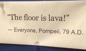 ThErE wAsNt LaVa At PoMpEiI yOu ImBeCiLeS