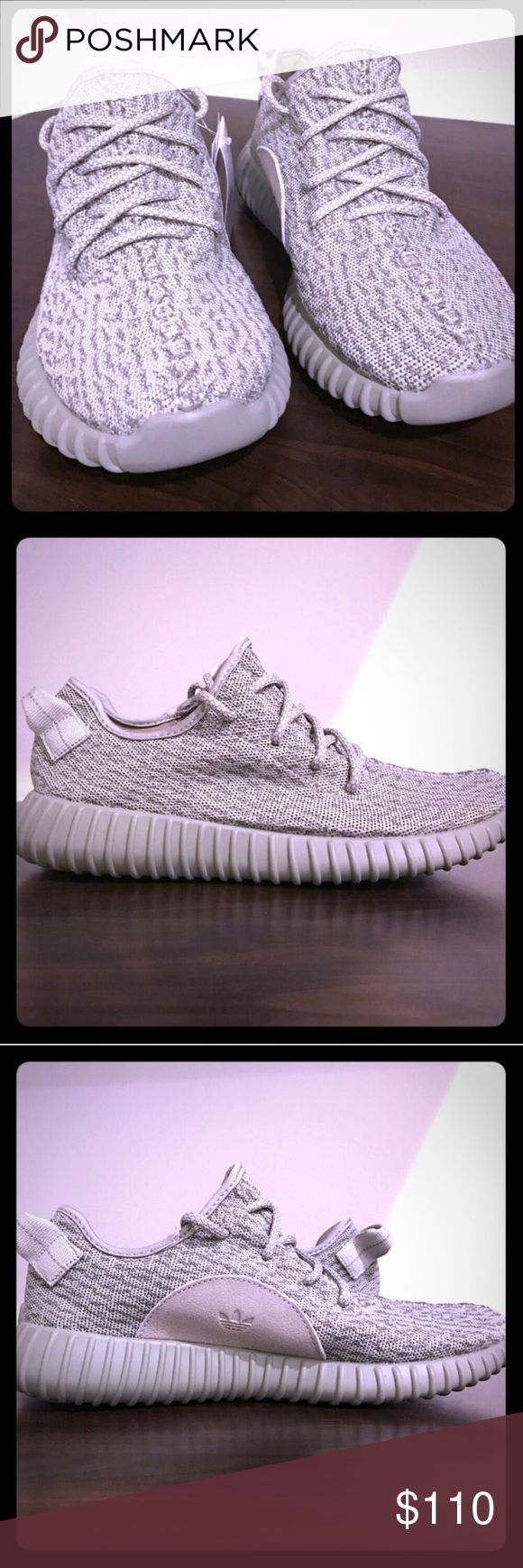 Adidas Yeezy 350 Boosts moonrock Adidas Yeezy 350 Boosts, moonrocks, never worn, US size 11, these are exact 'replicas' I don't have receipt (hence the low price) Adidas Shoes Athletic Shoes