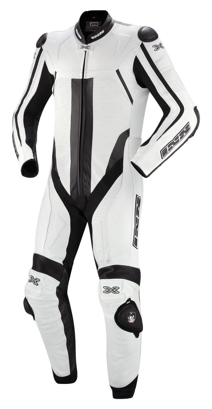 Thruxton leather motorcycle suit ixs motorcycle fashion