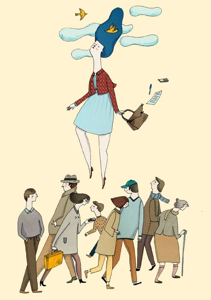 Anna Grimal illustration.