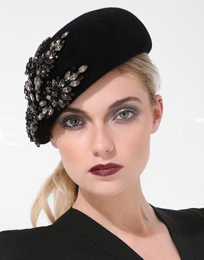 treacy - simple and wonderful #millinery #judithm #hats
