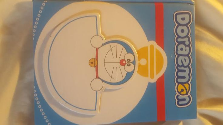 My doraemon collection: Doraemon notebook